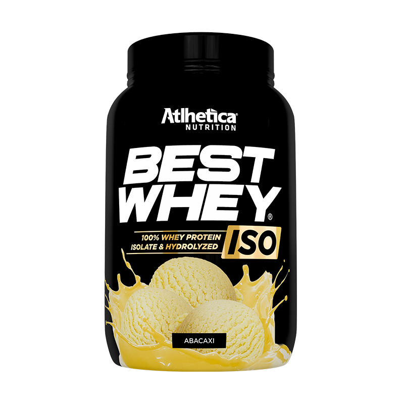 BEST WHEY ISO | ABACAXI (900G)