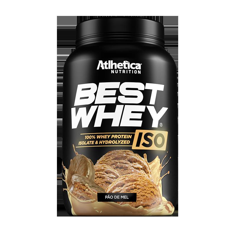 BEST WHEY ISO | PÃO DE MEL (900G)