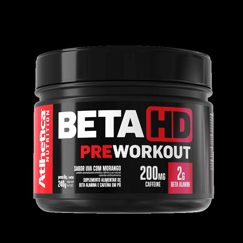 BETA HD | UVA COM MORANGO (240g)