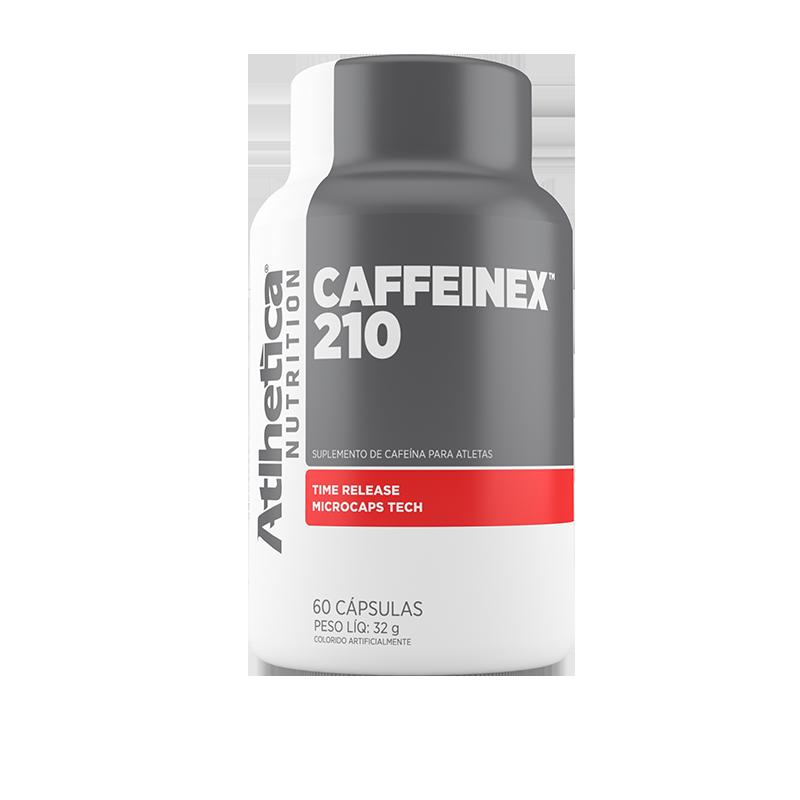 CAFFEINEX | 210MG (60 CÁPSULAS)