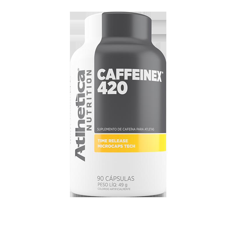 CAFFEINEX | 420MG (90 CÁPSULAS)