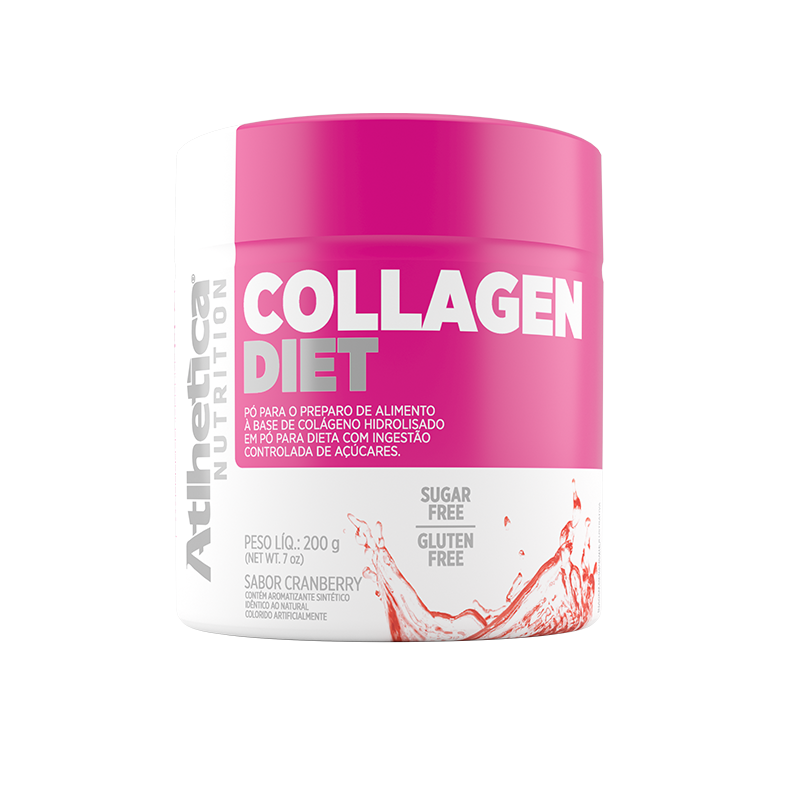COLLAGEN DIET | CRANBERRY (200G)