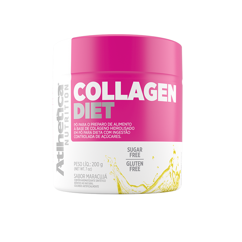 COLLAGEN DIET | MARACUJÁ (200G)
