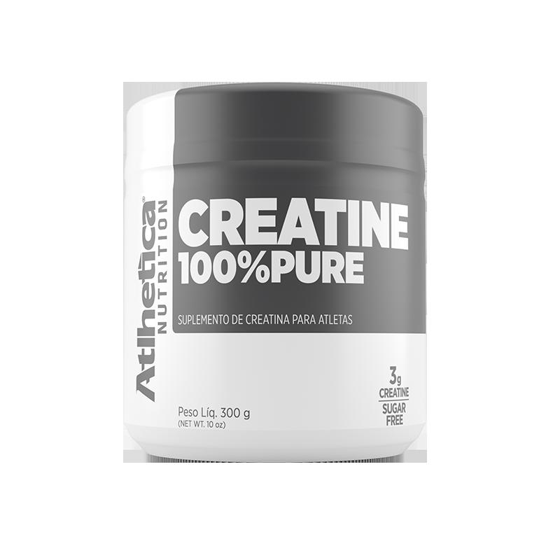 CREATINA 100% PURE | (300G)