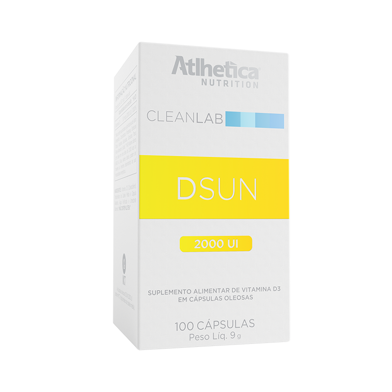 DSUN | 2000 UI = 1 SOFTGEL (100 SOFTGEL )