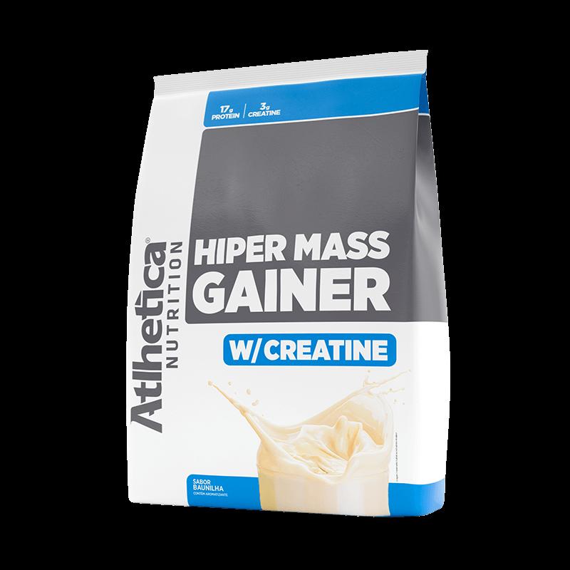 HIPER MASS GAINER W/ CREATINE | BAUNILHA (3KG)