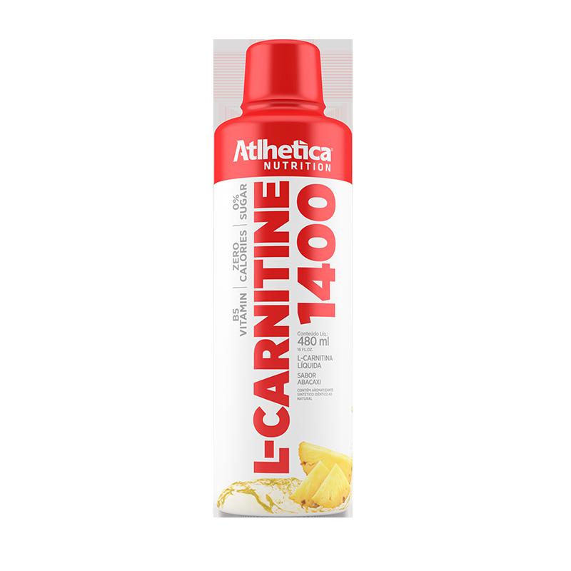 LCARNITINE 1400 | ABACAXI (480ML)