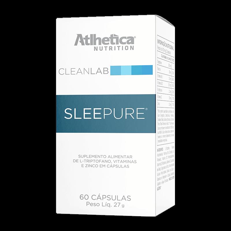 SLEEPURE | (60 CÁPSULAS)