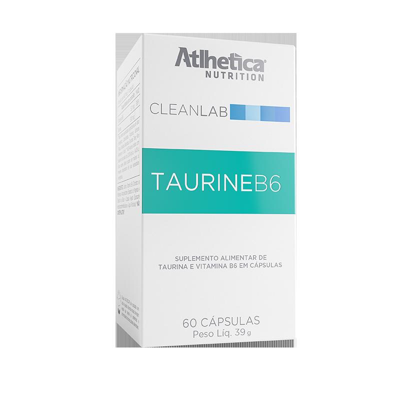 TAURINE B6 | (60 CÁPSULAS)