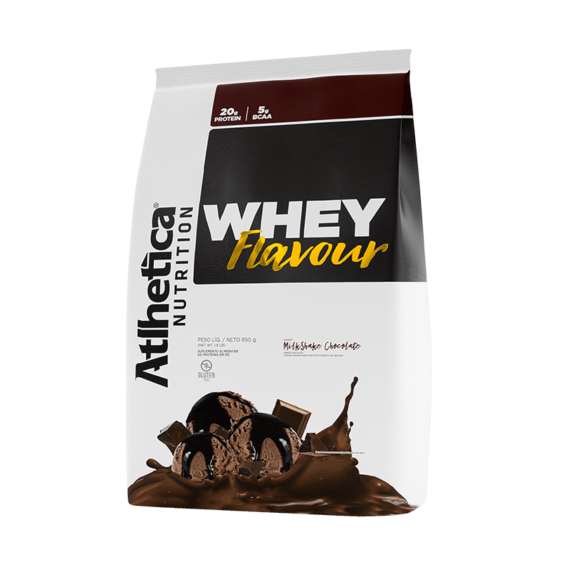 WHEY FLAVOUR | MILK-SHAKE DE CHOCOLATE (850G)