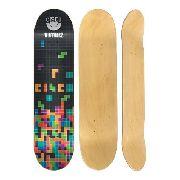 Shape Cisco Skate Fn+r Brasão Tetris 7.67