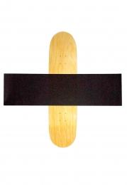 2 Lixas Grão 80 P/skate Auto Adesivas Solo Decks