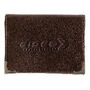 Carteira / Porta Cartão Cisco Brown