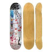 Shape Cisco Skate Fn+r Peace 8.125