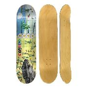 Shape Cisco Skate Fn+r Love 8.25