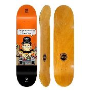 Shape Cisco Skate Premium X Makes Na Missão 8.25