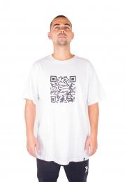 Camiseta Cisco Skate Clothing QR Code