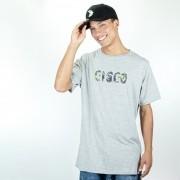 Camiseta Cisco Skate Fluor - Envio Imediato