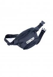 Pochete Cisco Skate 2 Bolsos Black