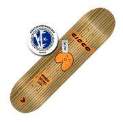Shape Cisco Skate Bambu Só Vai
