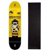 Shape Cisco Skate Fiber Decks Herói dos Pivete 8