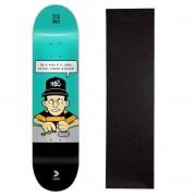Shape Cisco Skate Fiber Decks Makes no Jogo 8.125
