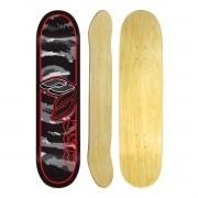 Shape Cisco Skate Marfim Camu Red 8.25