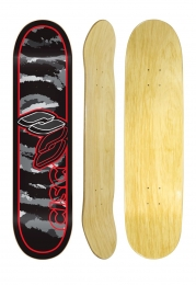 Shape Cisco Skate Marfim Camu Red 8.25""