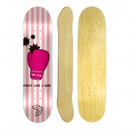 "Shape Cisco Skate Marfim Feminino Glove 8"""