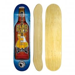 """Shape Cisco Skate Marfim Music Hard Rock 8.5"""""""