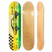 Shape Cisco Skate Marfim Opala 8