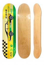 """Shape Cisco Skate Marfim Opala 8"""""""