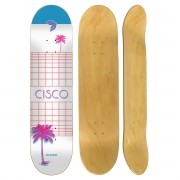Shape Cisco Skate Marfim Wave Coast 8.5