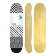 Shape de Skate Cisco Marfim Optical Green 8.25