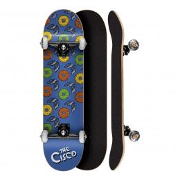 """Skate Montado Cisco - Serie The Cisco Dunuts 8"""""""