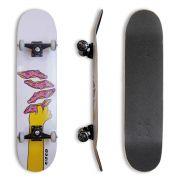 Skate Montado Profissional Cisco Dunuts 7.75