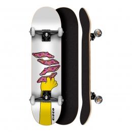 """Skate Montado Profissional Cisco Dunuts 7.75"""" - Abec 7"""