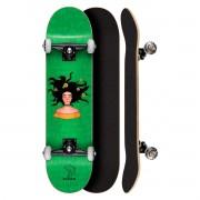 Skate Montado Profissional Cisco Feminino Freedom 8
