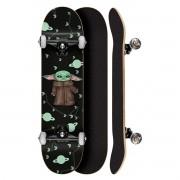 Skate Montado Profissional Cisco Feminino Yoda 8