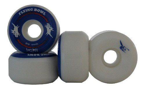 Roda Flying Longboards Mad Dog Blue - Bowl 56mm
