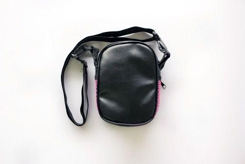 Shoulder Bag Cisco Skate Black & Pink