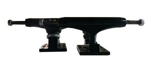 Truck P/skate Solo Profissional 129mm Preto