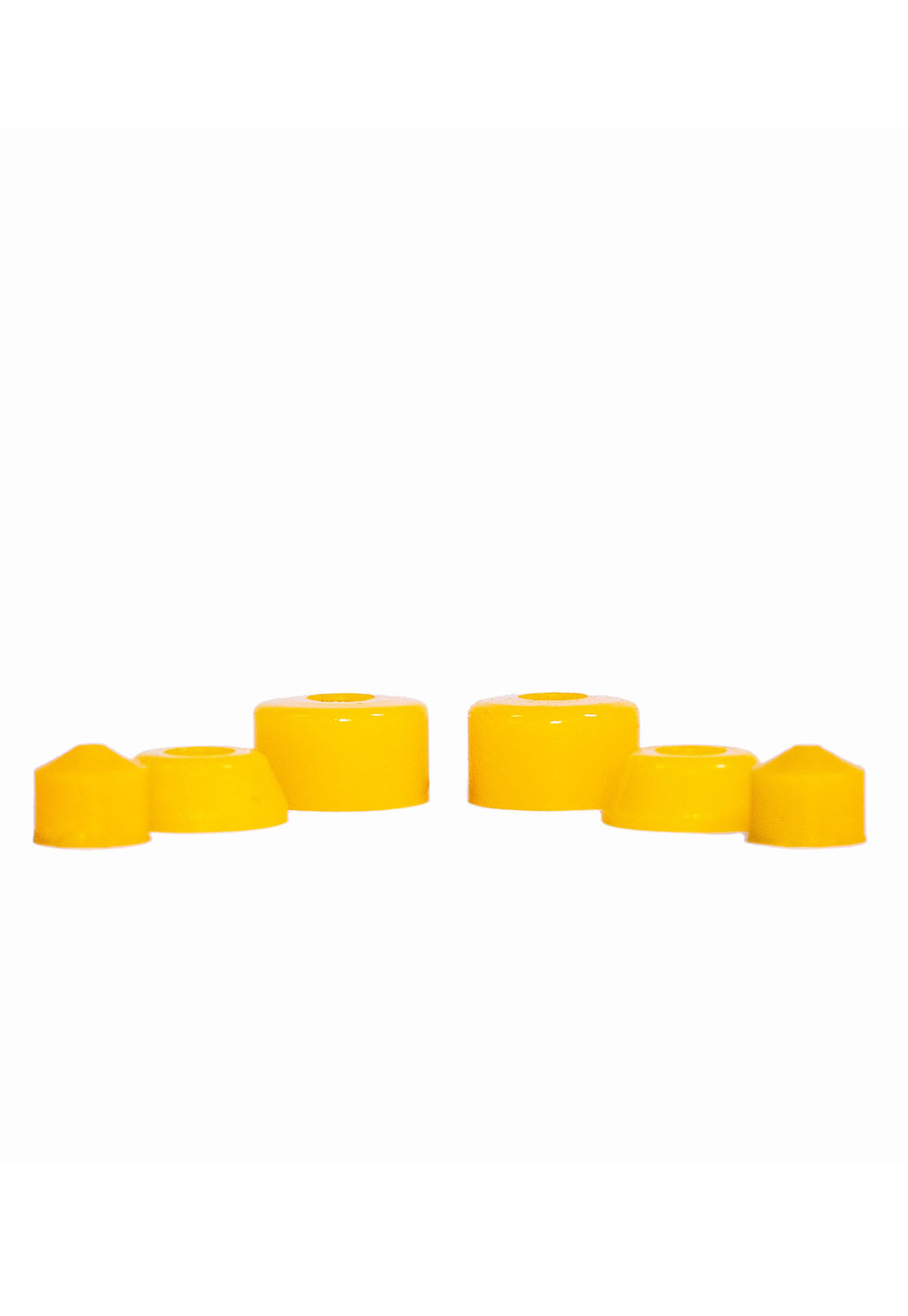 Amortecedor Poliuretano Fundido Conico 9,5mm Cisco Skate