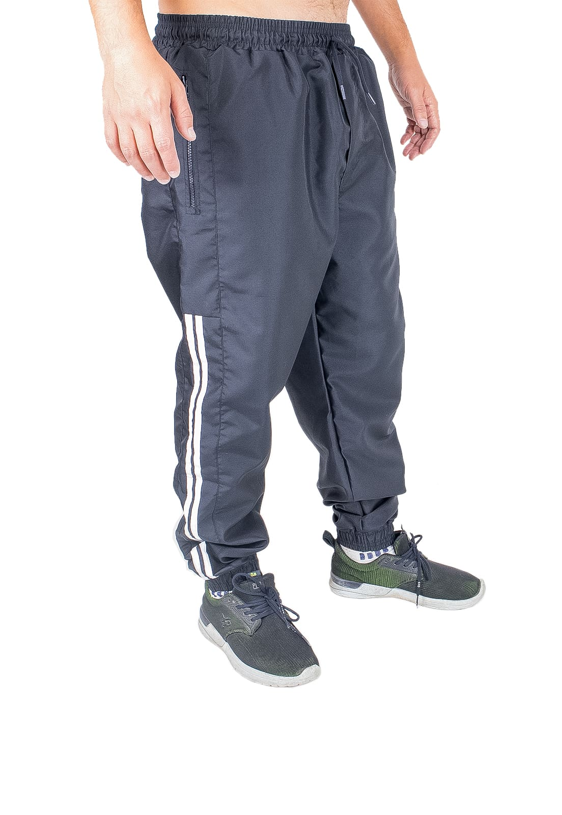 Calça Cisco Skate Clothing Tactel Seta Listras