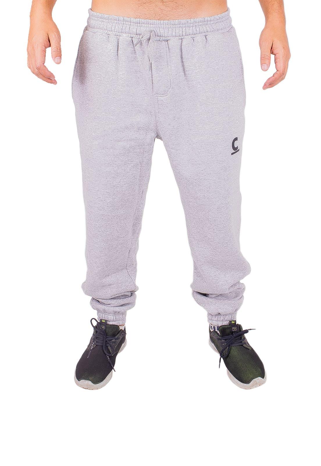 Calça de Moletom Cisco Skate Clothing Basic C