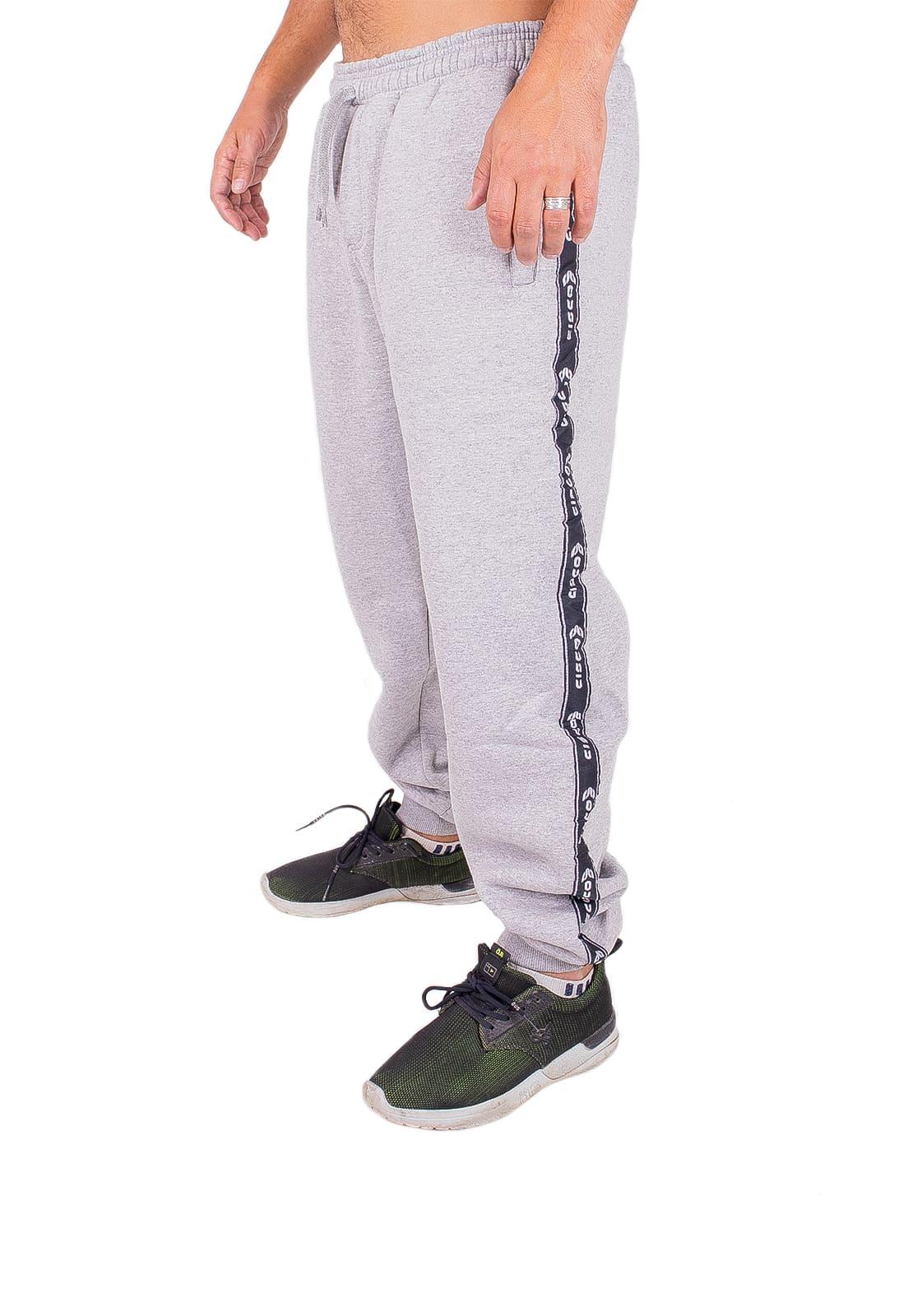 Calça de Moletom Cisco Skate Clothing Listras