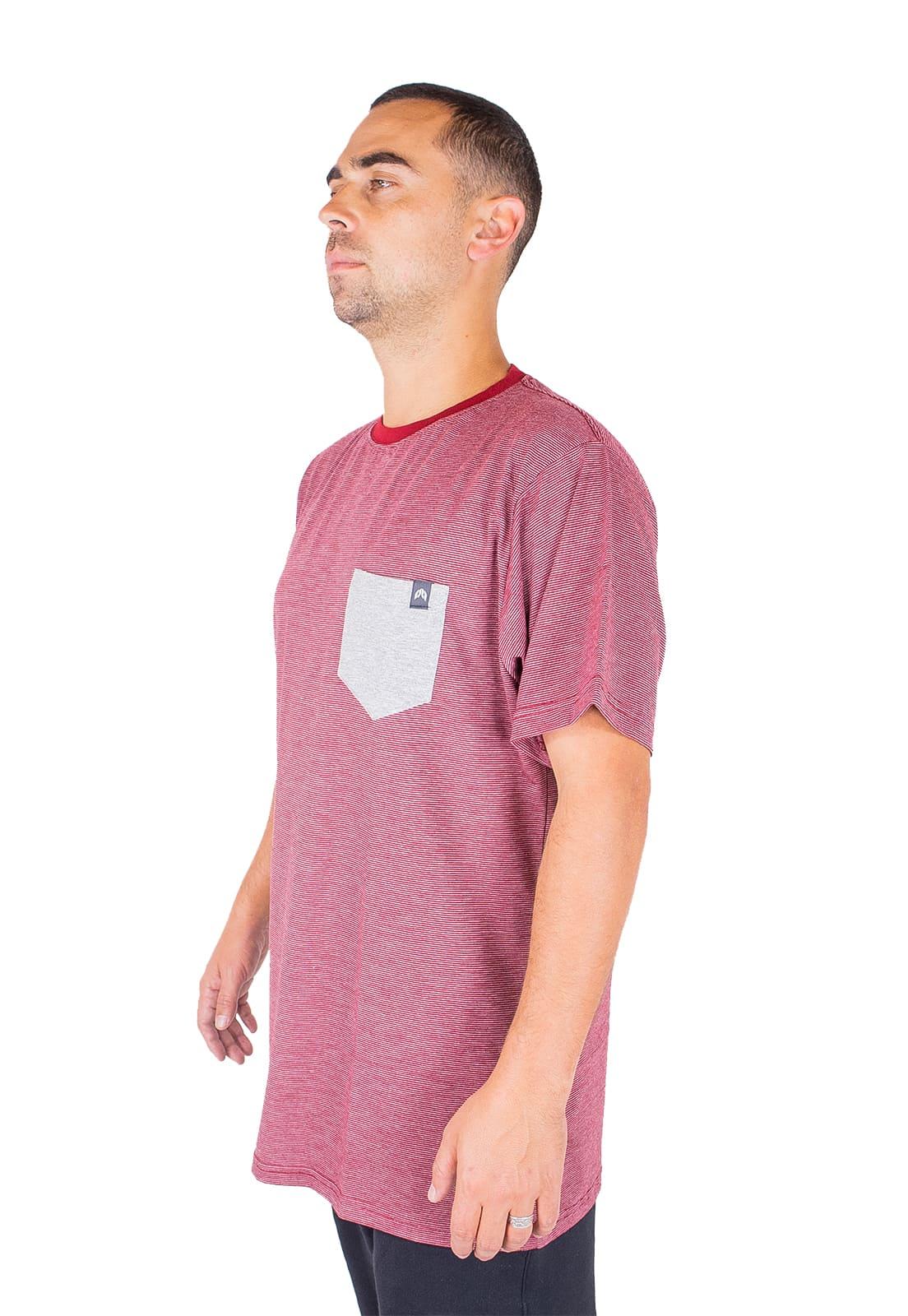 Camiseta Cisco Skate Clothing Assinatura Com Bolso