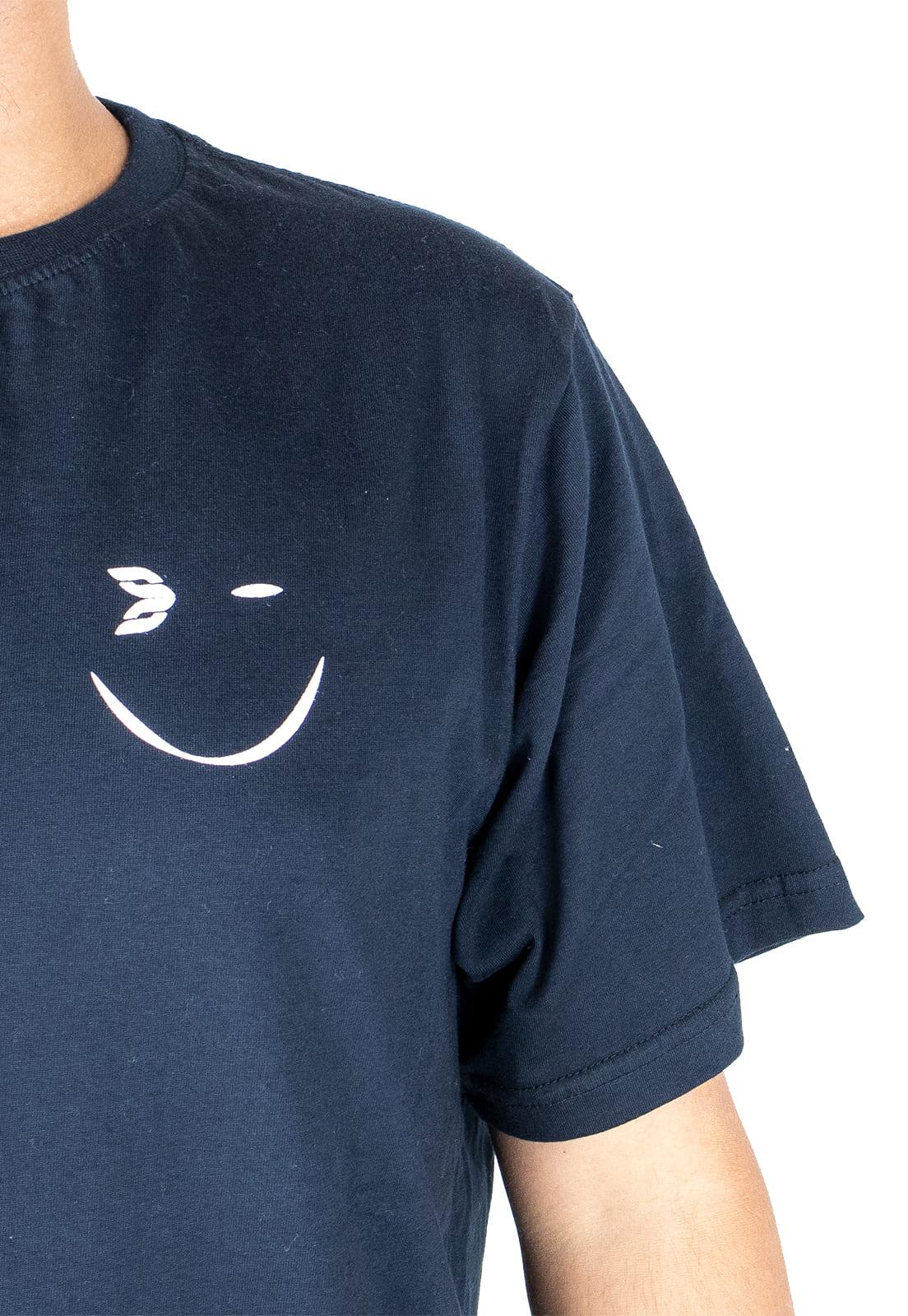 Camiseta Cisco Skate Clothing Happy