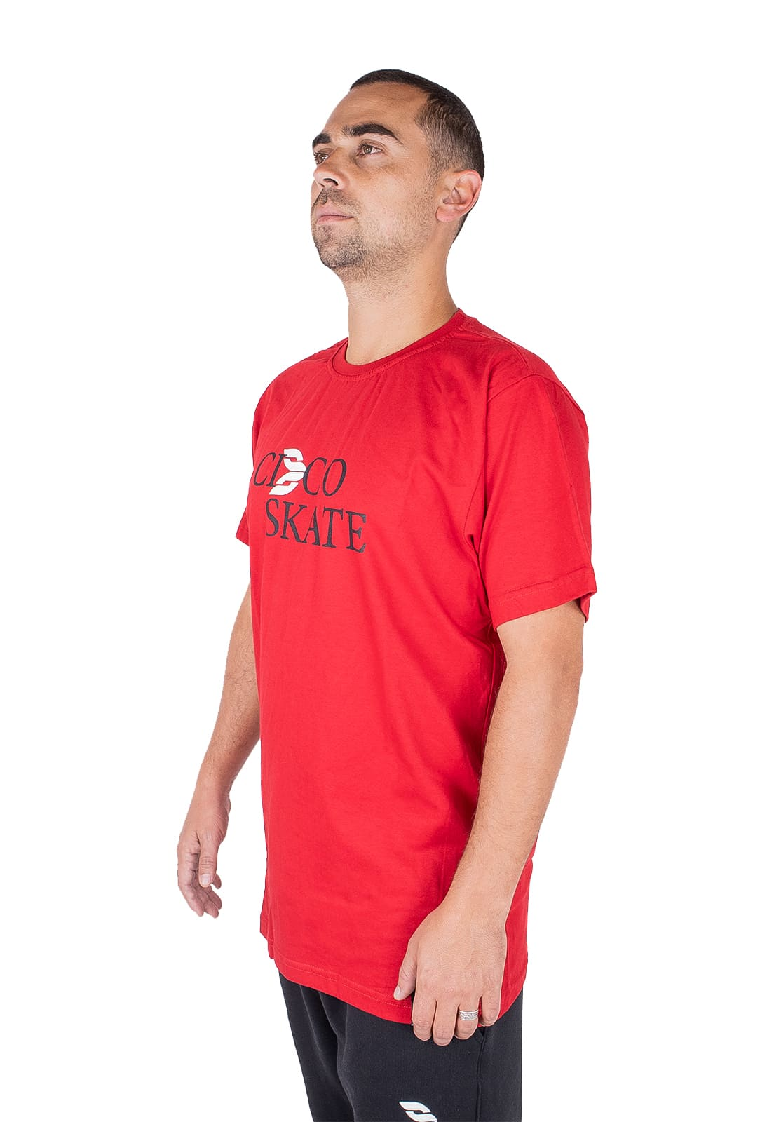 Camiseta Cisco Skate Clothing Não Temas