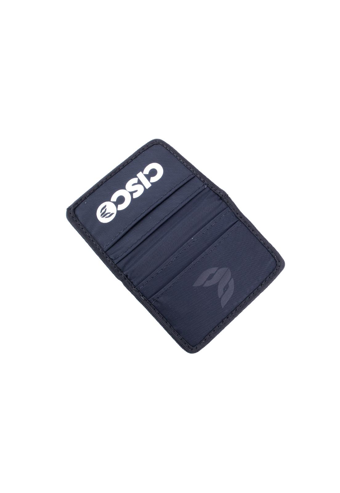 Carteira Porta Cartão Cisco Skate Escrita
